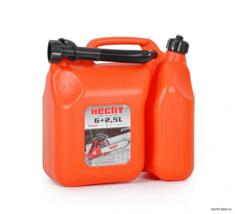 Hecht K00085 Canistra plastic 6 - 2.5 l