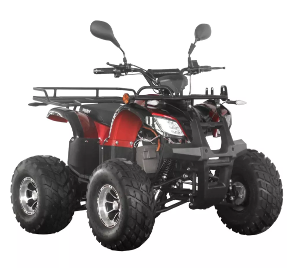 HECHT 56155 RED ATV electric